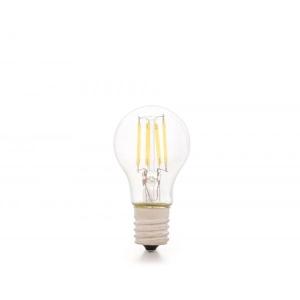 アイリスオーヤマ LEDフィラメント電球 ミニクリプトン球タイプ 小形電球25形相当 密閉形器具対応 昼白色 E17口金 LDA2N-G-E17-FC