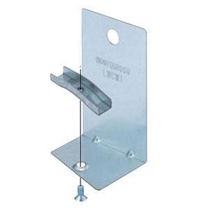 ネグロス電工 ウォールエンド 《ネグレッツ®ウェイ》 溶融亜鉛めっき鋼板 LWCW1