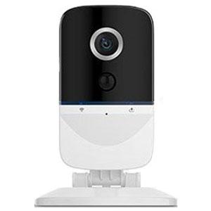 SREE 【在庫限り】屋内用モバイルスマートカメラ 《relica スマート》 バッテリー内蔵 SCC110AW