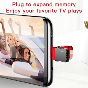 電材堂 USBフラッシュメモリ 32GB Type-C・USB2.0対応 DACAPIPH-EA9