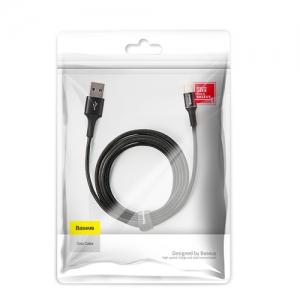 電材堂 USBケーブル USB-Type-C 長さ3m ブラック DCATGH-E01