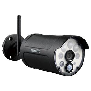 DXアンテナ 増設用ワイヤレスフルHDカメラ WSSシリーズ専用 センサーライト付 WSS1C