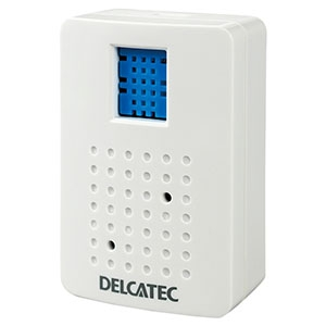 DXアンテナ 温湿度センサー 屋内用 電池式 WSSシリーズ専用 WSSTS