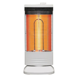 トヨトミ 【生産完了品】電気ヒーター 《速暖遠赤外線カーボンヒーター》 首振タイプ 100V 500/1000W EWH-CS100H
