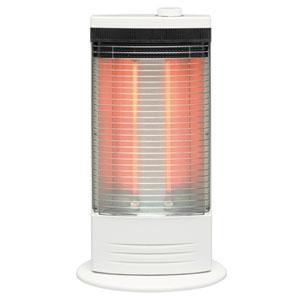トヨトミ 【生産完了品】電気ヒーター 《赤外線ヒーター》 100V 500/1000W EH-Q100I