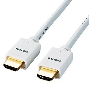ELECOM Mac向けHDMIケーブル 2m CAC-APHD14E20WH