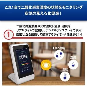 東亜産業 【生産完了品】CO2マネージャー コンパクト CO2マネージャー コンパクト TOACO2MG001 画像4