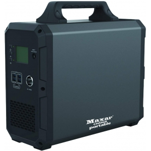 WWB Maxarポータブルバッテリー ポータブル電源 住宅用 楽でんくん2 WSMC240001