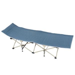 アーテック 折りたたみ式簡易ベッド サイズ190cm 耐荷重100kg 収納袋付 051438