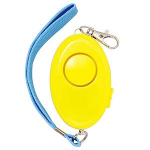 アーテック 防犯ブザー 《レモンⅡ》 電池式 防水型 ネックストラップ付 003945