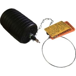 カンツール 止水プラグ シングルサイズ・テストボール 呼び径100mm 270-040