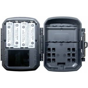 キャロットシステムズ 電池式 センサーカメラ 赤外線撮影対応 MOVE SHOT 電池式 センサーカメラ 赤外線撮影対応 MOVE SHOT AT-1 画像3